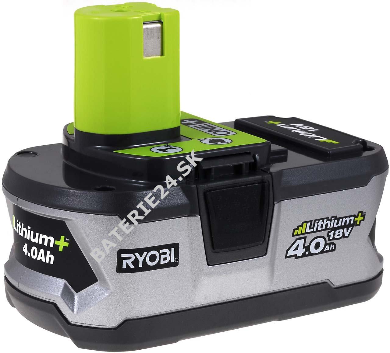 batéria pre ryobi skrutkovač p230 | baterie24.sk